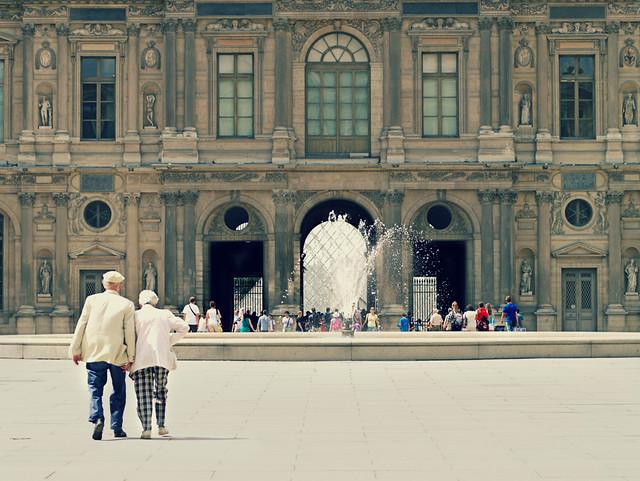 Bajo el Sol de París