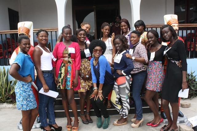 Miss Precious Ghana contestants (4)