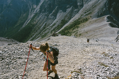 Scrambles - Mt. Edith-8