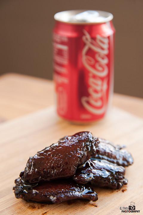 Coca Cola Chicken Wings - 001