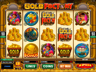 Gold Factory<