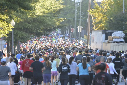 Clarendon Day 5K