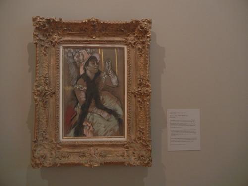 DSCN7771 _ Madame Dietz-Adele Monnin,  1879, Edgar Degas (1834-1917), Norton Simon Museum, July  2013