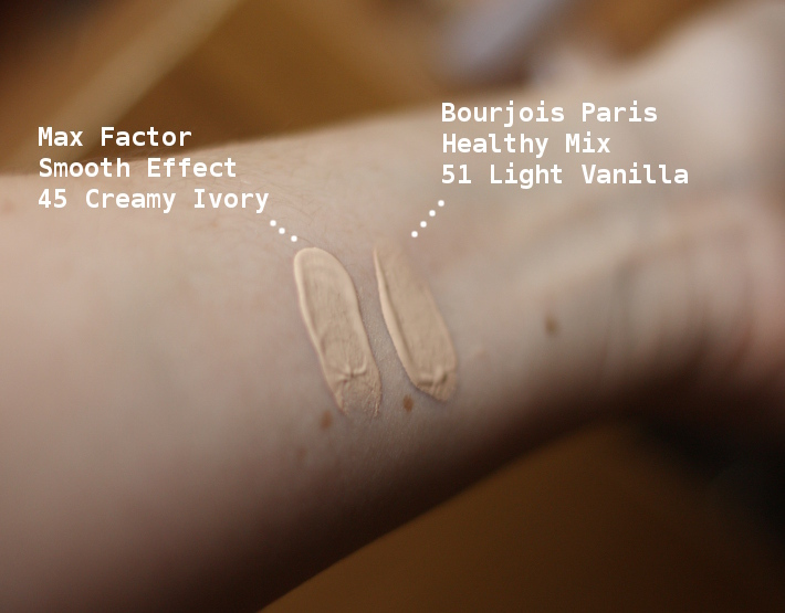 Review: Bourjois Healthy Mix Foundation in Light Vanilla