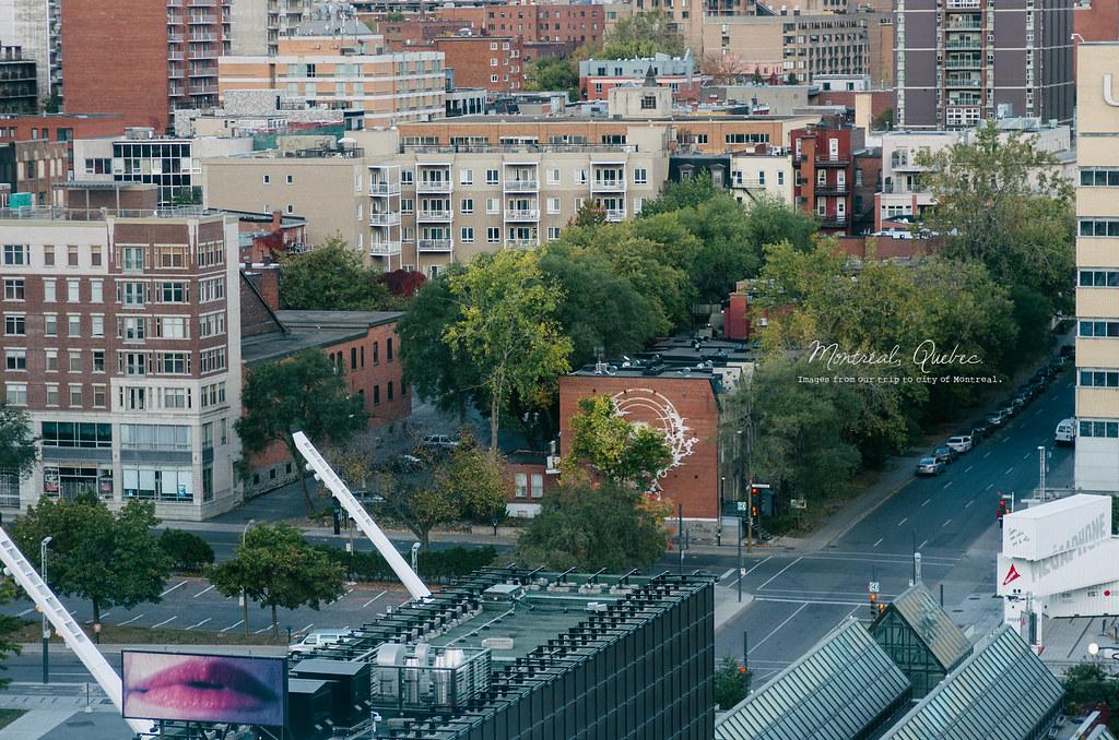 山寨巴黎 - 加拿大懞特利爾。