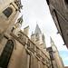 Notre-Dame of Dijon 1220-1240. South facade