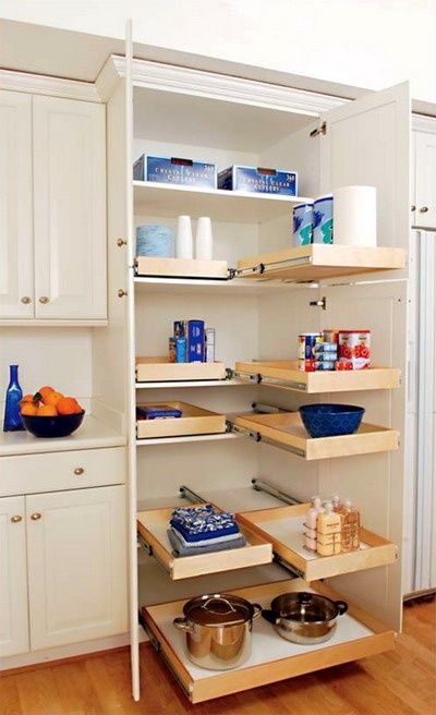 Best creative ideas to maximize your kitchen storage Maximize kitchen storage