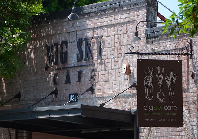 Big sky cafe san luis obispo ca by afagen flickr photo