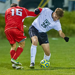 13-107 -- Men's soccer vs. Carthage