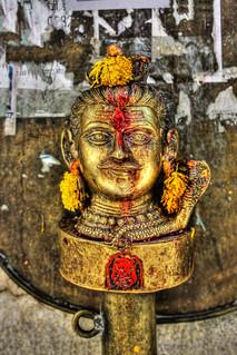 Udaipur IND - Jagdish Temple Shiva