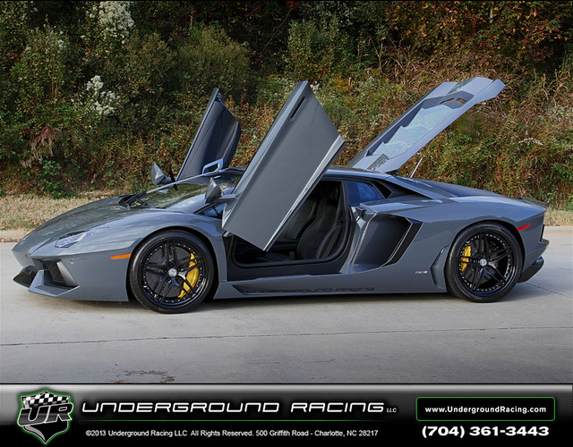 Lamborghini Aventador by Underground Racing