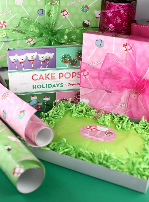 Cake Pops Custom Packaging
