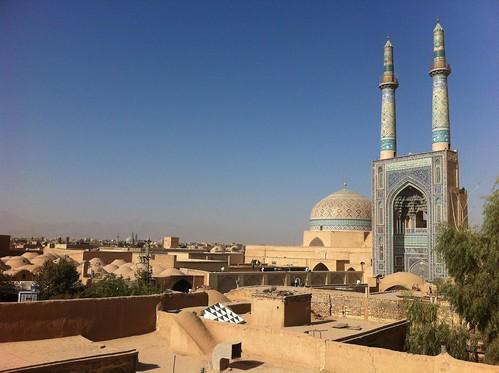 Yazd (Irán)