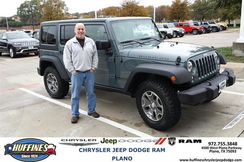 huffines chrysler jeep dodge ram plano thank you to kyle johnson on your new 2014 jeep. Black Bedroom Furniture Sets. Home Design Ideas