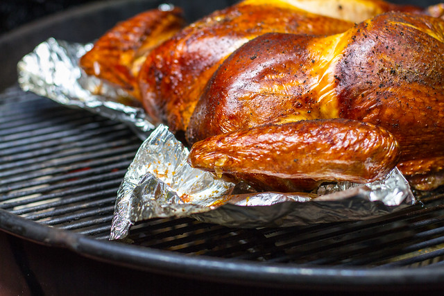 how to cook a spatchcocked turkey