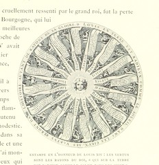 """British Library digitised image from page 195 of """"Le Grand siècle. Louis XIV. Les arts, les idées, etc [With plates.]"""""""