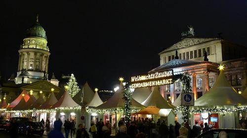 Weihnachts-Zauber Gendarmenmarkt