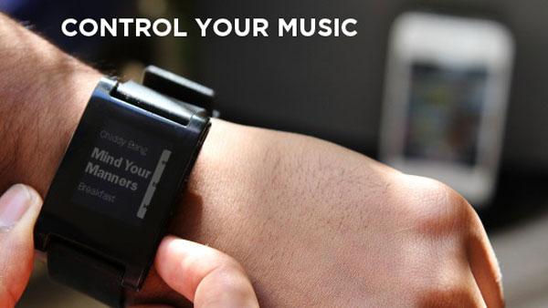 Умные часы Pebble E-Paper для Android
