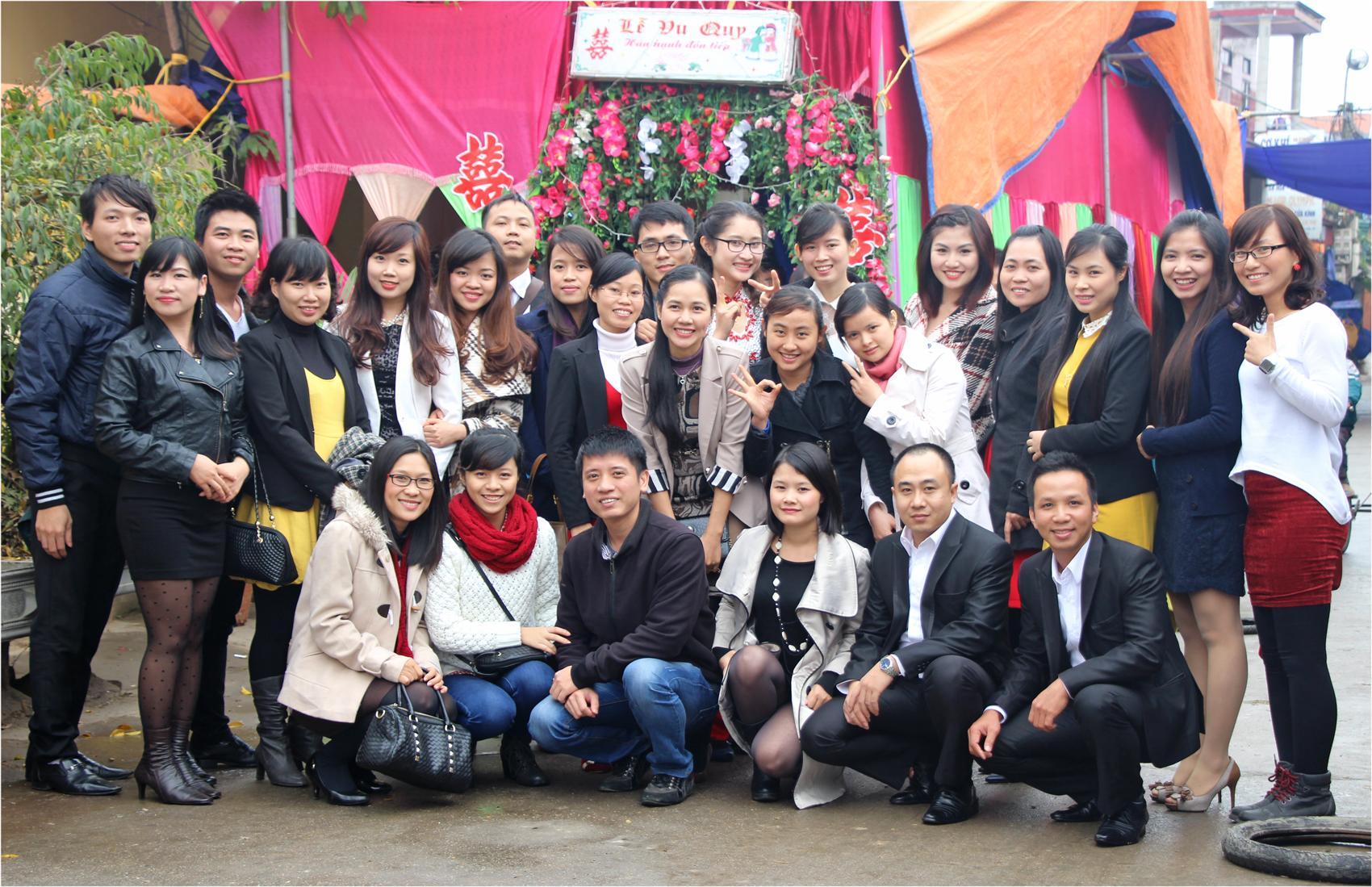 ATL Team @ Duong Nguyen's Wedding
