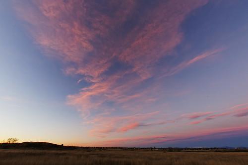 pink blue sky urban usa nature clouds sunrise colorado day aurora allrightsreserved babyblue cherrycreekstatepark copyright2013davidcstephens pwpartlycloudy dxoopticspro91 z5a0336dxo