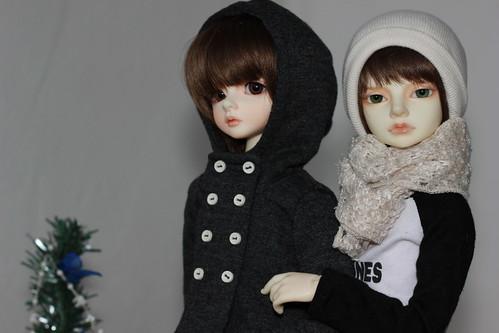 Даня и Макс