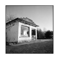 old gas station 3 • chagny, burgundy • 2013