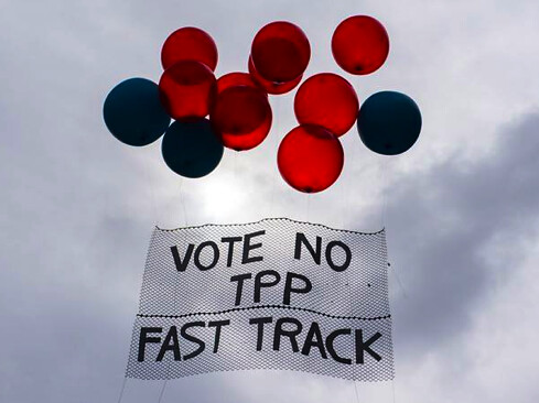 San Diego Says NO to Fast Track
