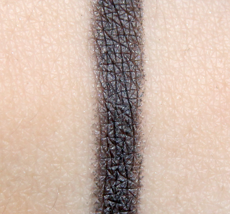 MUS not so dark eye pencil swatch