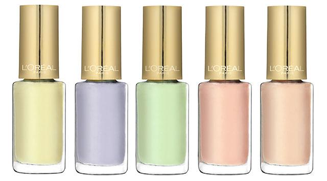 L'Oréal Color Riche Le Vernis for Spring 2014