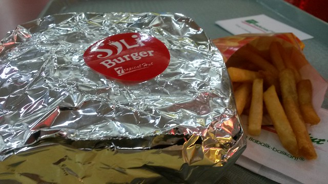 Sili burger