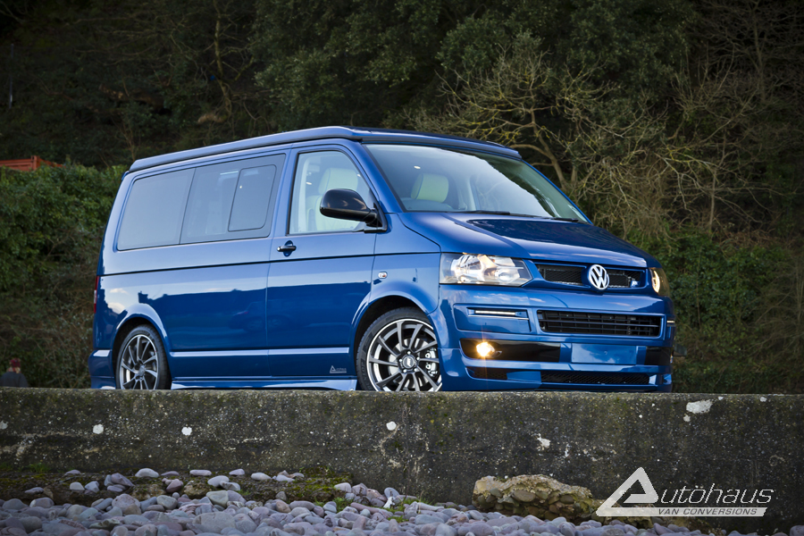 VW T5 Camper Conversion With Full ABT Body Kit