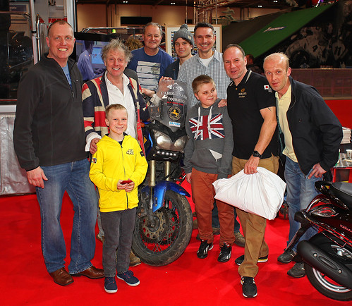 Bike Show London by Kinzler Pegwell