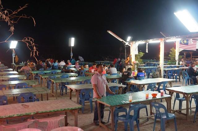 Halal Penang Food ikan bakar Hammer Bay or Seri Pantai - Gold Coast Condominium-003