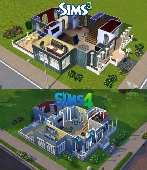 10 mejores aplicaciones para hacer planos de casas gratis for Planos casas sims
