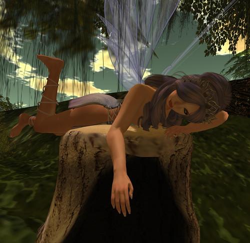 Bored Fairy