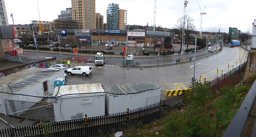 Lewisham Bus Station's final day 011