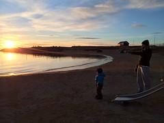 Reykjavík sunset