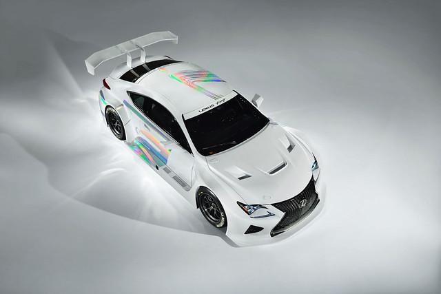 Lexus RC-F GT3 Concept