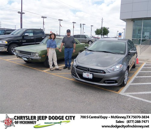 #HappyBirthday to Kenneth Ferbert from George Rutledge  and everyone at Dodge City of McKinney! by Dodge City McKinney Texas