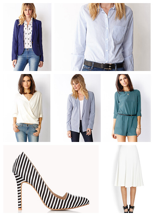 cute & little blog | F21 finds