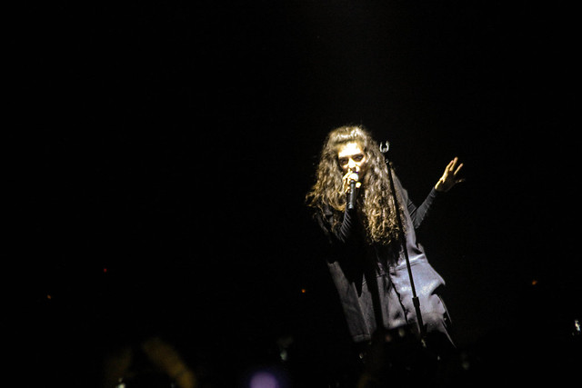 Lorde @ Bayou Music Center
