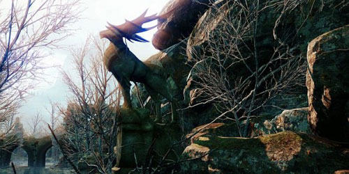 Dragon Age: Inquisition video feature some locations in the RPG