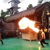 Fire breath .. #nofilter #EnchantedKingdom #firedancer #firebreath #wilburrt #greatphotos #everyday #life