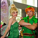 MegaCon 2014 - TINKERBELL & PETER PAN