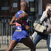 Mo Farah - London Marathon 2014 by S R W