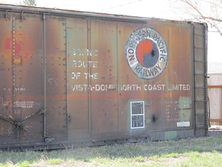 Northern Pacific Railway.   Montana