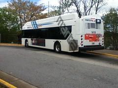 "2013 New Flyer XN40 ""Xcelsior"" MARTA Bus# 1419"