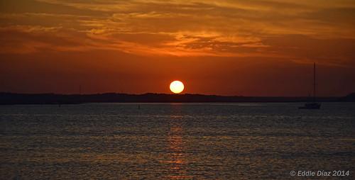sunset river fishing florida fernandinabeach