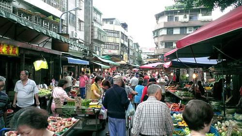 傳統菜市場