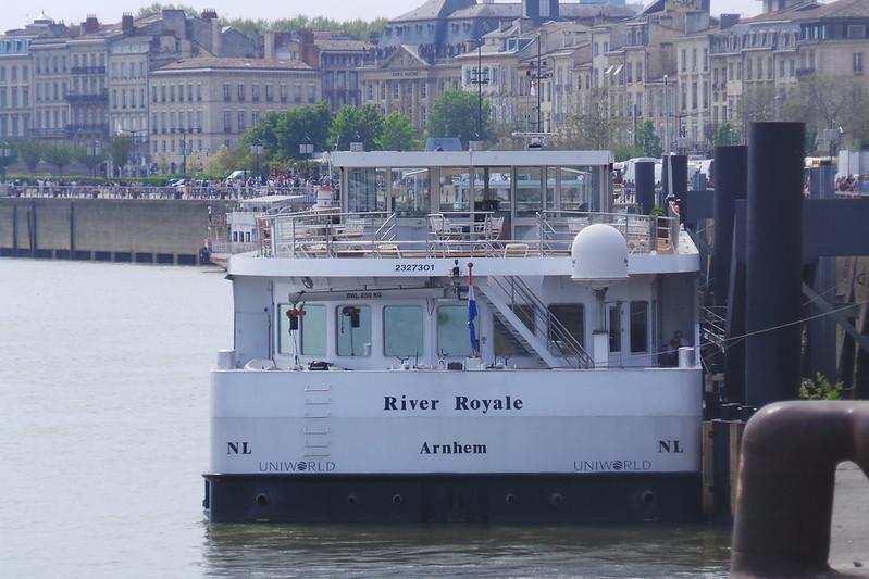 RIVER ROYALE (Uniworld) - Bordeaux - 13 avril 2014